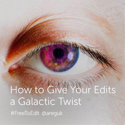 how to create galactic twist