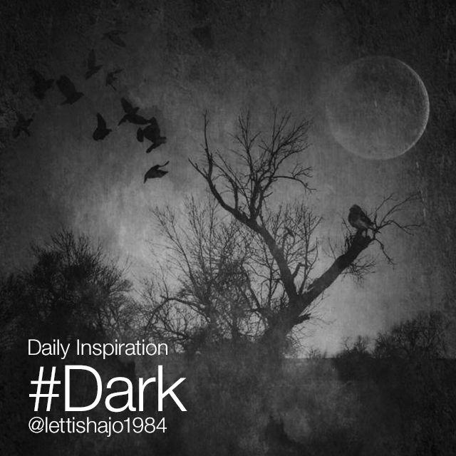 daily inspiration #dark