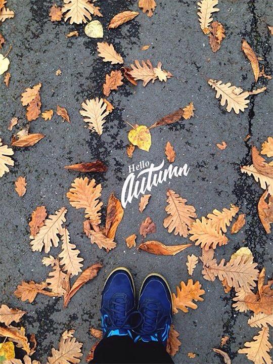 #autumn #fall #mood #leaves