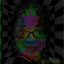 artisticselfie colorsplash colorful picsart digitalart