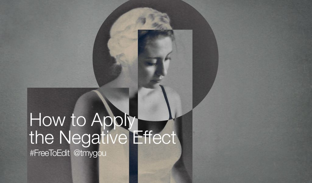 how to apply negative effect