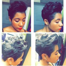 vintage hair cute