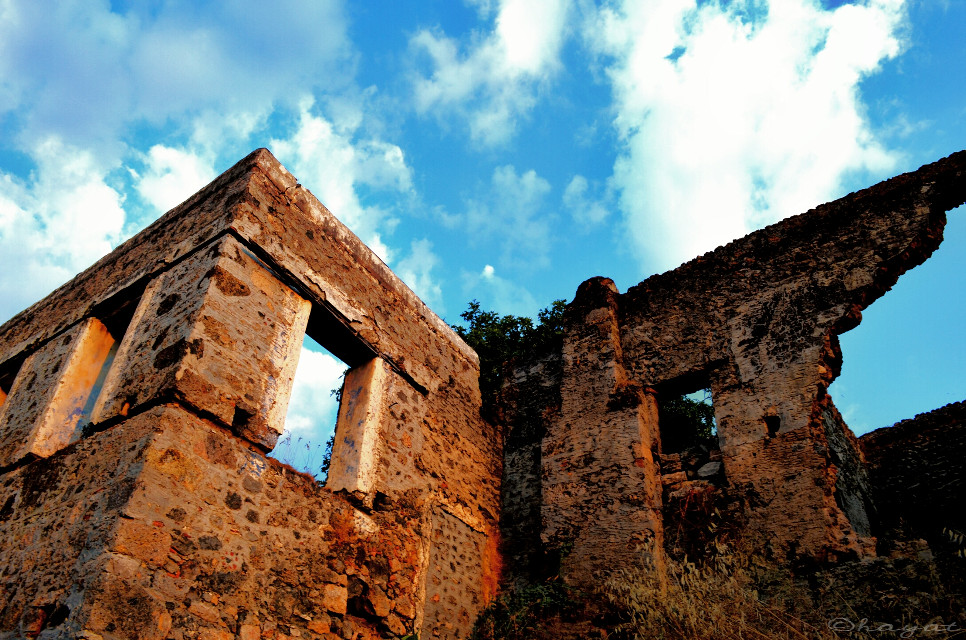 #angles #architecture #historical #photography #seasons #kayakoy #turkey