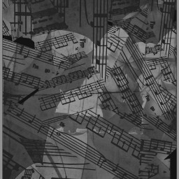 dailyinspration triangles music doubleexposure