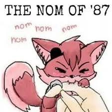 foxy cute fnaf image by suicidalbitch