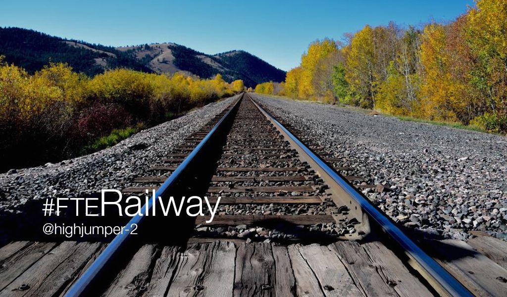 railway photo editing