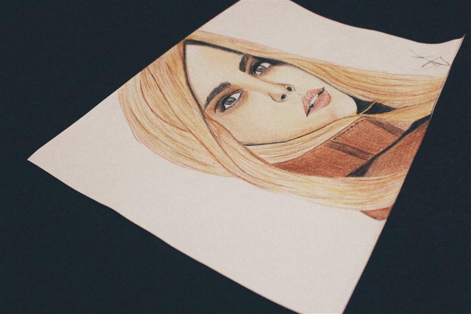 A veces también dibujo. #art #amateurartist #drawing #draw