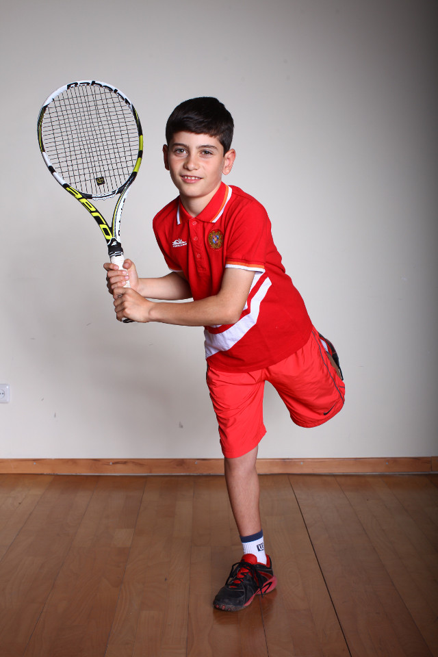 #freetoedit #portrait #boy #tennis