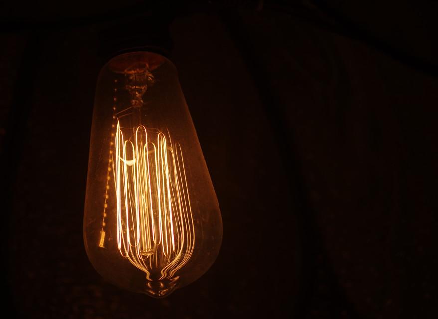 Not A Bad Idea #vintage #lightbulb #lessismore #macro #closeup  #photography  #artistic