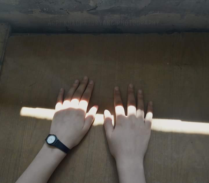 #arpikhachaturyanc #photography #hands