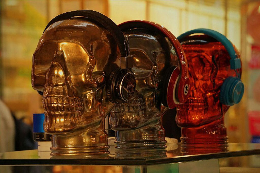 #Skull's