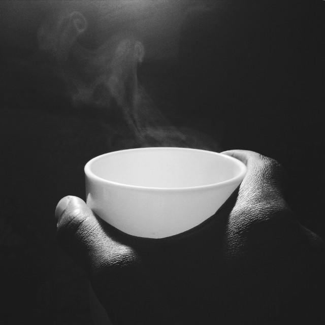#coffee #break #black&white #freetoedit