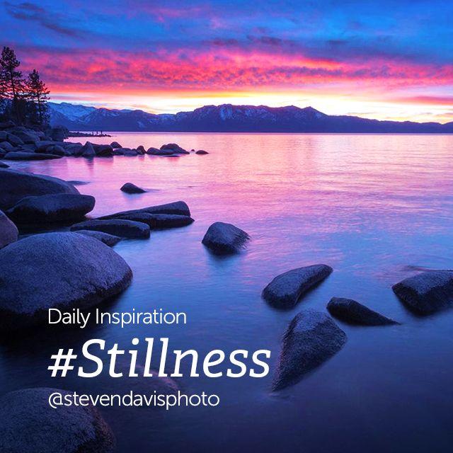 images of stillness