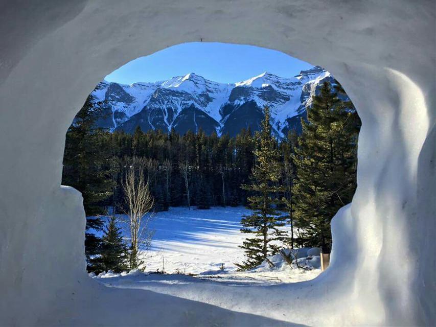 #winter #snow #landscape #landscape #frozen#ice#mountain