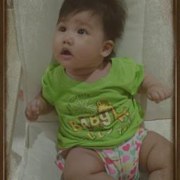 wapbordermask baby cute photography cutebaby