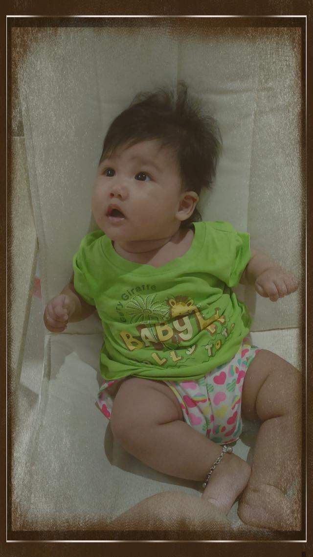 #wapbordermask #baby #cute #photography #cutebaby #adorable #randomshot #lover #happy