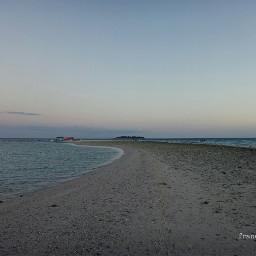 sandbar photography travel beach