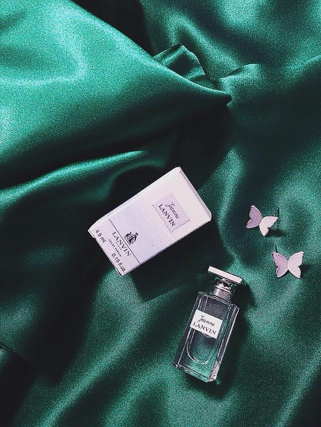 #lanvin #mini #perfume