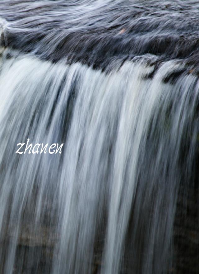 #nature #white #waterfall