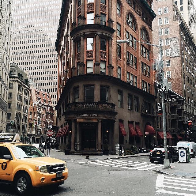 Delmonico's, NYC | #newyorkcity