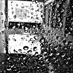 raindrops dots photography