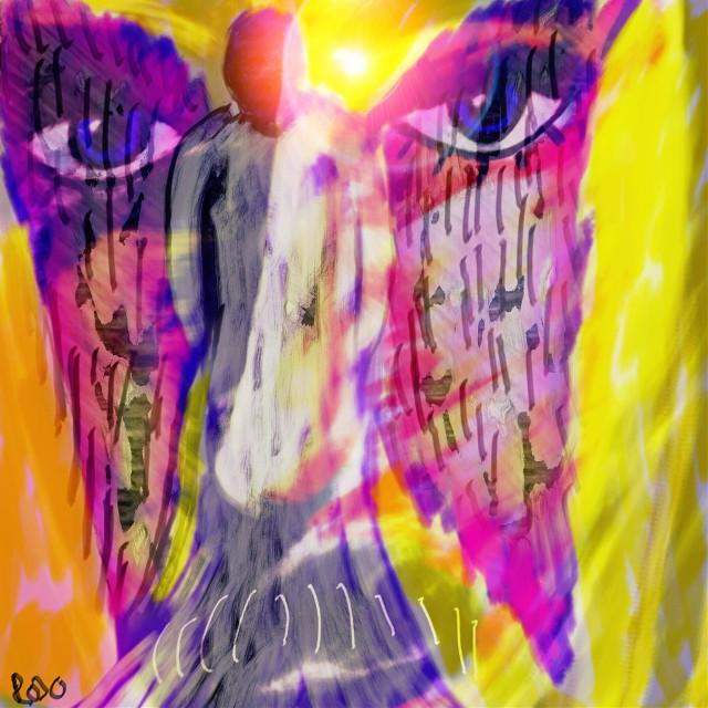 Take you to heaven / Nina nesbitt  a rojo mix drawing