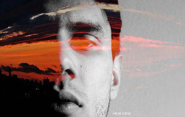selfportrait portrait artisticselfie multiexposure sunset