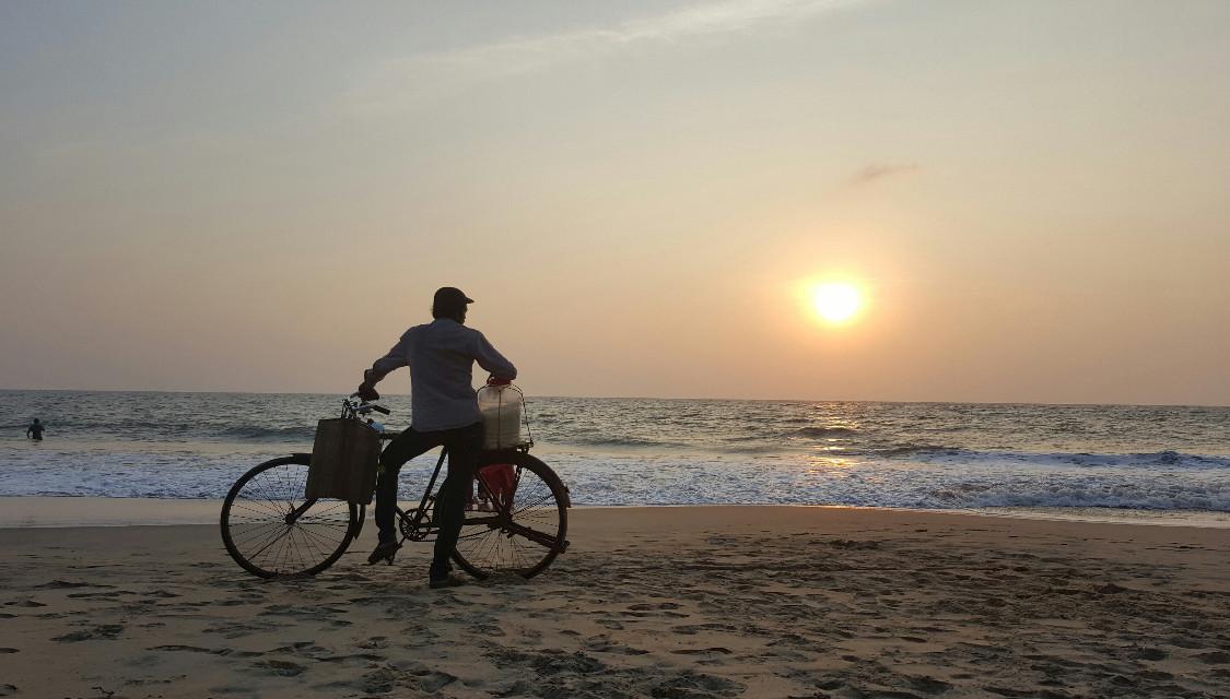 From Periyambalam beach