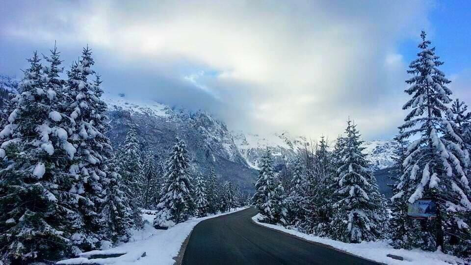 #natur#snow #photography #valbone#tropoje #albania
