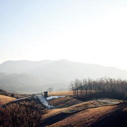 landscape yard nature pyeongchang