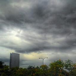 sky dark