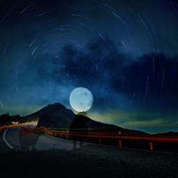 lunar doubleexpusure freetoedit