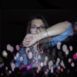 lights art night