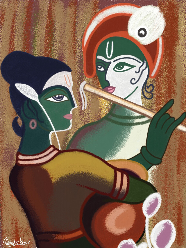 #Radhekrishna #colorful #cute #emotions #flower #love #music #nature #people #art #draw