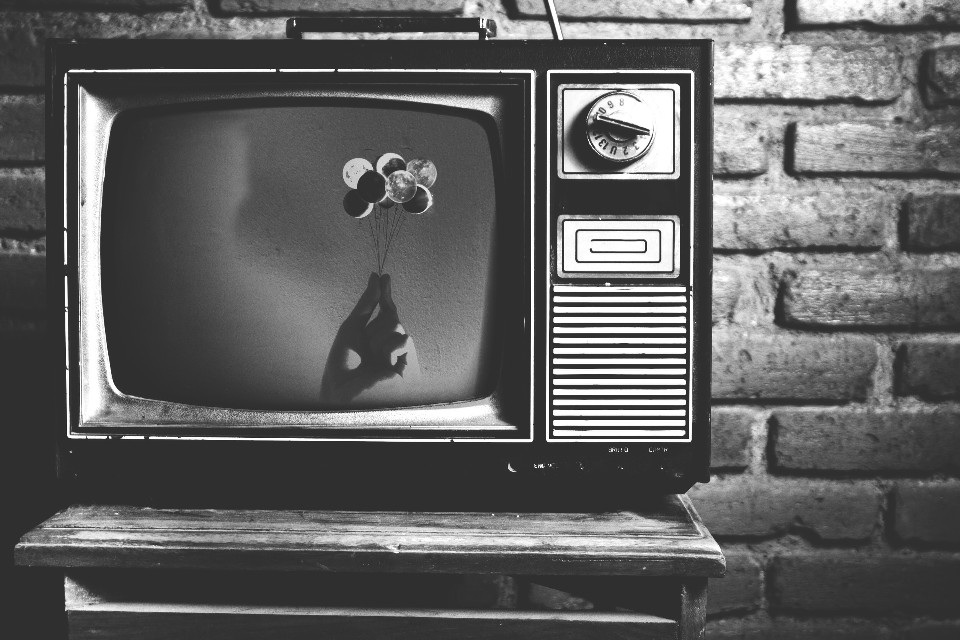 #FreeToEdit  #television  #handmoon