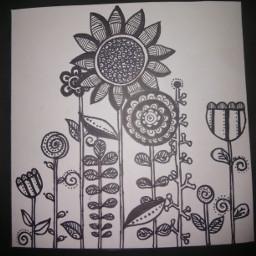 flowerdoodle dailyinspiration