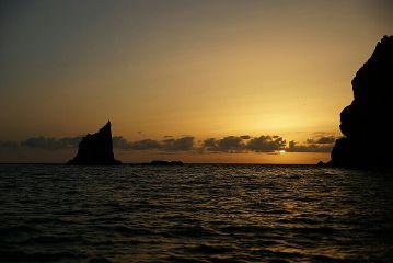 boattrip sea sundown nature emotions