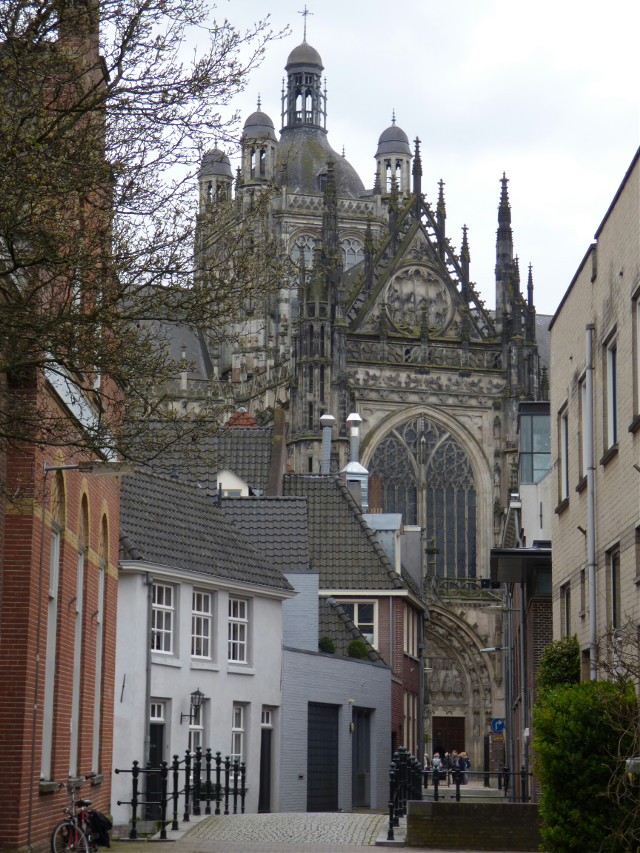 #'sHertogenbosch  #Holland  #cathedrale St Jean #photography