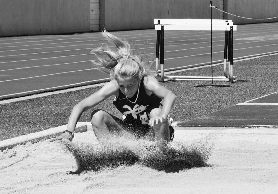 Enter Sandman #blackandwhite#Action #sports#freetoedit