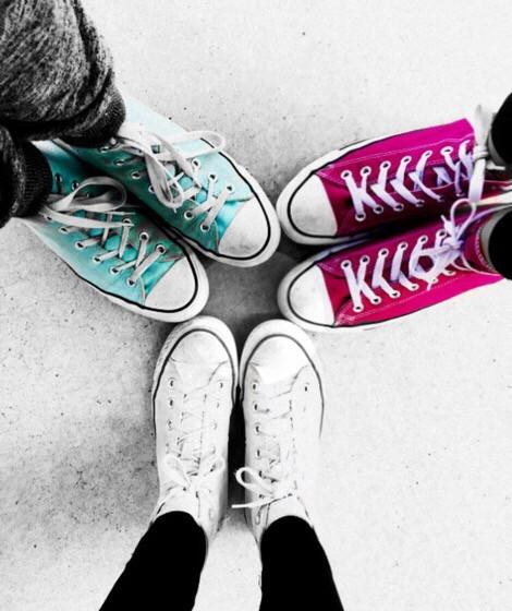 #shoes #converse #colorsplash #shoeselfie ~animation