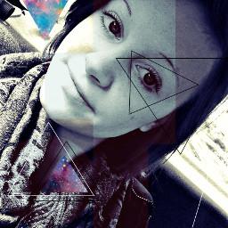 myphotography whit geometricart geometric style