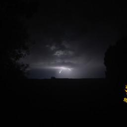 meownself darkclouds storm lightening