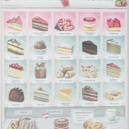 patisserie torte choice menu pink