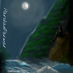 wdptwilight moon men bat mountain
